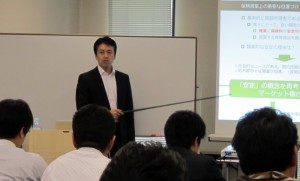4月22日に東京で開催された勉強会の様子