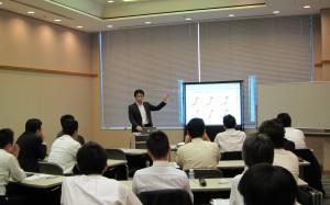 5月27日に開催された勉強会の様子