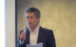 北海道医師協同組合主催「開業医院長夫人向け経営セミナー」にて