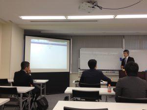 20121201大阪でのセミナー風景