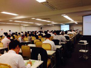 染宮教育研究株式会社様主催のセミナー風景